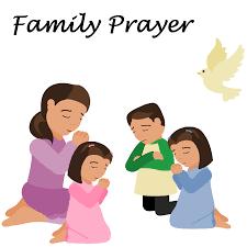 prayer of thanksgiving for family praying family clipart u2013 101 clip art