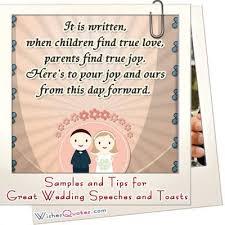 Wedding Quotes Examples Best 25 Wedding Toast Examples Ideas On Pinterest Matron Of
