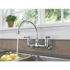 wall mount faucet kitchen 19 best wall mount faucets images on wall mount kitchen
