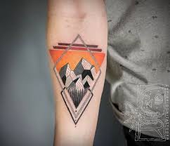 27 stunning mountain tattoo ideas u2022 metdaan