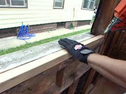 how to remove an old window and frame a new one how tos diy