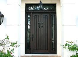 Front Exterior Door Entry Door Ideas Best Fiberglass Entry Doors Ideas On Entry Doors