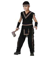 french halloween costumes indian midnight tribal warrior boys costume