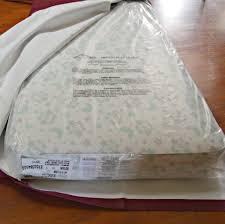 How To Make A Crib Mattress From Crib Mattress To Bed With No Sew Diy Cover Your Sassy Self