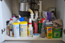 Under Sink Organizer Under Sink Organization Our Humble Aboden