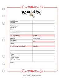free wedding planner book emejing wedding reception planning checklist pictures styles