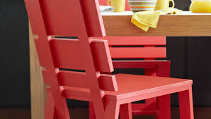 Red Dining Chair Build A Stylish Dining Chair