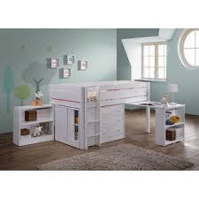 Canwood Bunk Bed Canwood Whistler Junior Loft Bed White Home Furniture