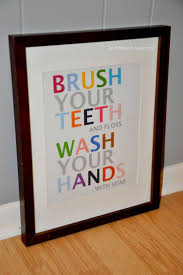 Ideas For Kids Bathroom Best 25 Kids Bathroom Art Ideas On Pinterest Bathroom Wall Art