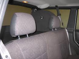 jeep backseat xj rear headrests
