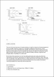 6 7 conclusion the aim of the heat treatments of metals and alloys