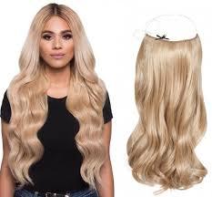 halo hair ezi flip halo extensions catwalk hair