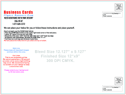 100 double sided business cards template word amazon com jam