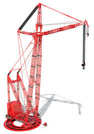 fixed crane boom lattice lifting ptc 200 ds ptc 140 ds