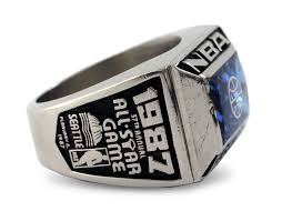 all star rings images Lot detail julius quot dr j quot erving 39 s 1987 nba all star ring his jpeg