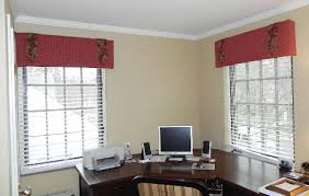 home office window treatments home office susan s designs