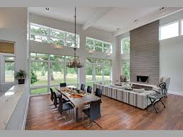 raven lake ranch by michael malone architects 6 dining room