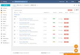 Spreadsheet Software List Get Over Spreadsheets To Manage Your Projects Orangescrum