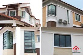 Home Design Types Aluminium Casement Window Reliance Homereliance Home
