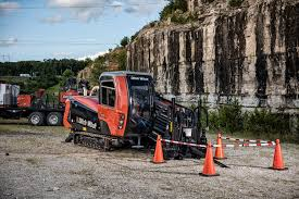 ditch witch at40 debuts with new all terrain drilling system