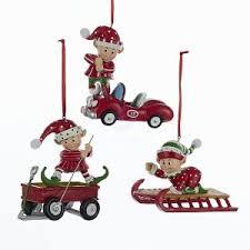 1 set 3 assorted resin ornaments walmart