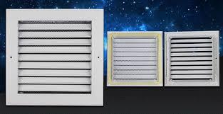Decorative Wall Return Air Grille Air Conditioner Decorative Metal Wall Return Air Vent Grille