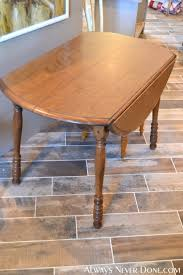 wax for wood table faux weathered wood table using bb frosch dark wax