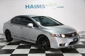 2011 honda civic 2011 used honda civic sedan 4dr automatic ex l at haims motors