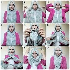 10 new hijab tutorials to try the muslim