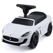 maserati grancabrio black licensed maserati ride on toy car u2013 blue white this is it