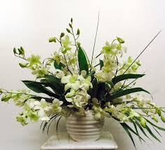 orchid arrangements white singapore orchid arrangement