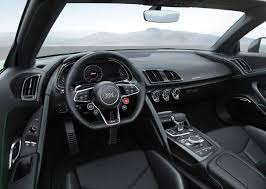 Audi R8 Upgrades - 2018 audi r8 v10 special edition