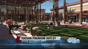 tucson premium outlets open in one week new stores announced