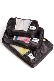Vermont travel cubes images Packing cubes travel cubes zippered includes 3 sizes fishers finery jpg