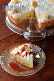 rdv cuisine banana pie tarte à la crème et aux bananes rdv aux