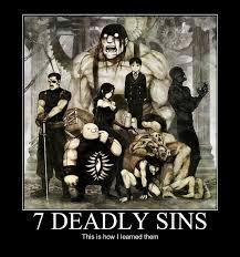 Fullmetal Alchemist Kink Meme - fullmetal alchemist brotherhood seven deadly sins wrath sloth
