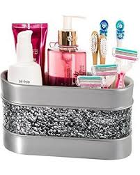 hair accessories organizer amazing deal brushed nickel bathroom organizer cosmetic