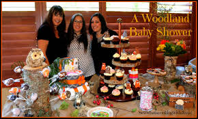 woodland baby shower ideas sew what s cooking with joan woodland baby shower ideas