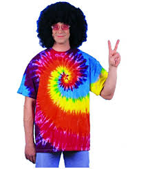 tie dye shirt costume costume halloween costume at