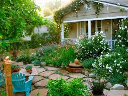 Landscaping Ideas Designs  Pictures HGTV - Backyard landscape design pictures