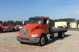buy new kenworth truck 2018 kenworth t270 with jerr dan 22 u0027 steel 6 ton low profile car