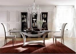 Interesting Modern Glass Dining Room Sets Contemporary Tables - Contemporary glass dining room furniture