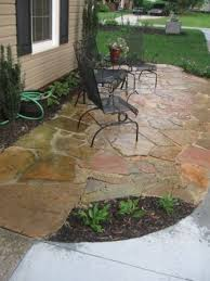 Stone Patio Diy by 59 Best Stone Patio Ideas Images On Pinterest Patio Ideas