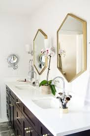 Brushed Nickel Mirror Bathroom by Bath U0026 Shower Impressive Modern Bathroom Faucets With Outstanding