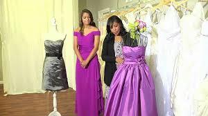 original ideas for bridesmaid dresses for a fall wedding
