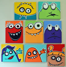 canvas painting ideas for tweens home decor ideas