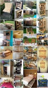 creative ways of turning old pallets into unique pieces of