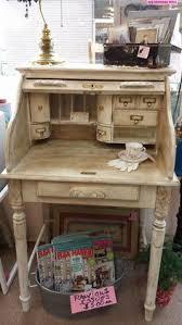 Chalk Paint Desk by Oak Roll Top Desk Refinished With Duck Egg Blue Annie Sloan Chalk