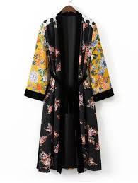 kimono tops for us shein sheinside