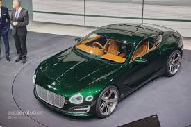 bentley exp speed 8 a bentley exp 10 speed 6 rendering awakens our interest in the